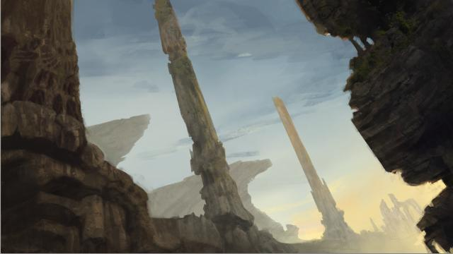 Tiger's cave - image 3 - student project