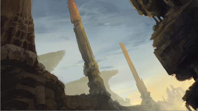 Tiger's cave - image 2 - student project