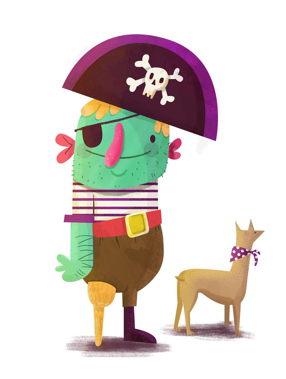Character design project - image 12 - student project