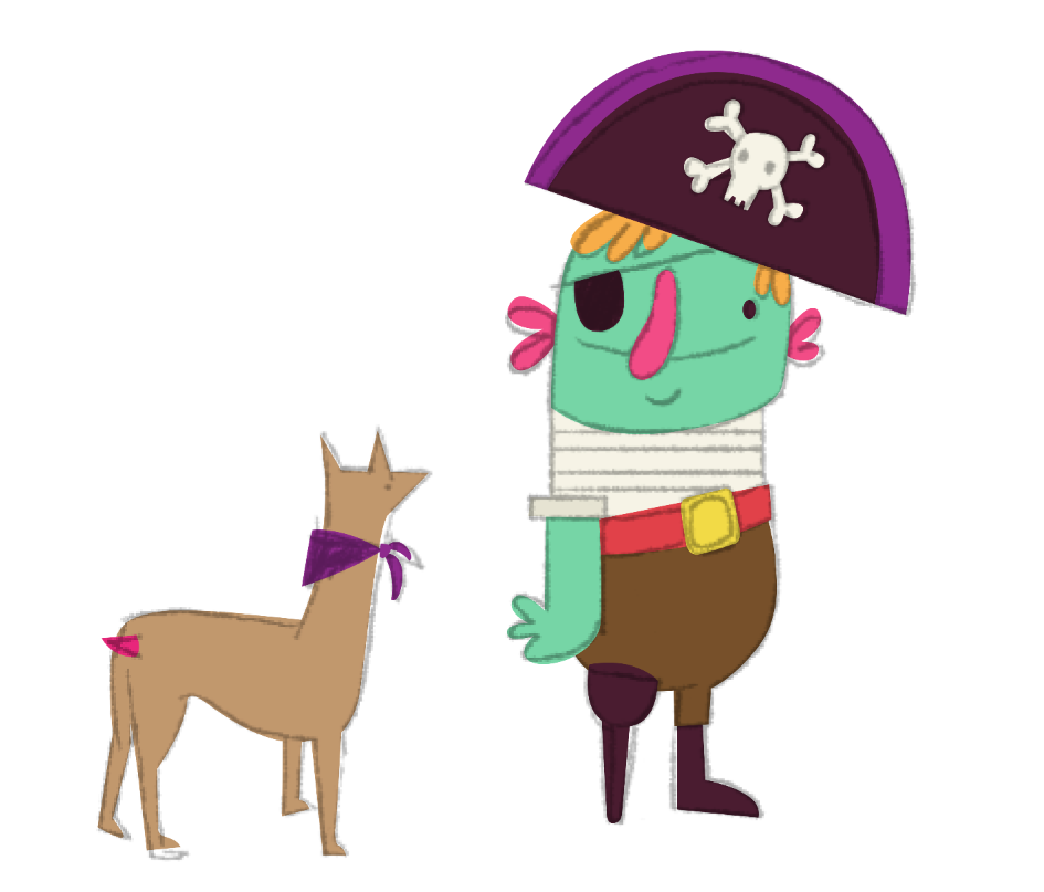 Character design project - image 11 - student project