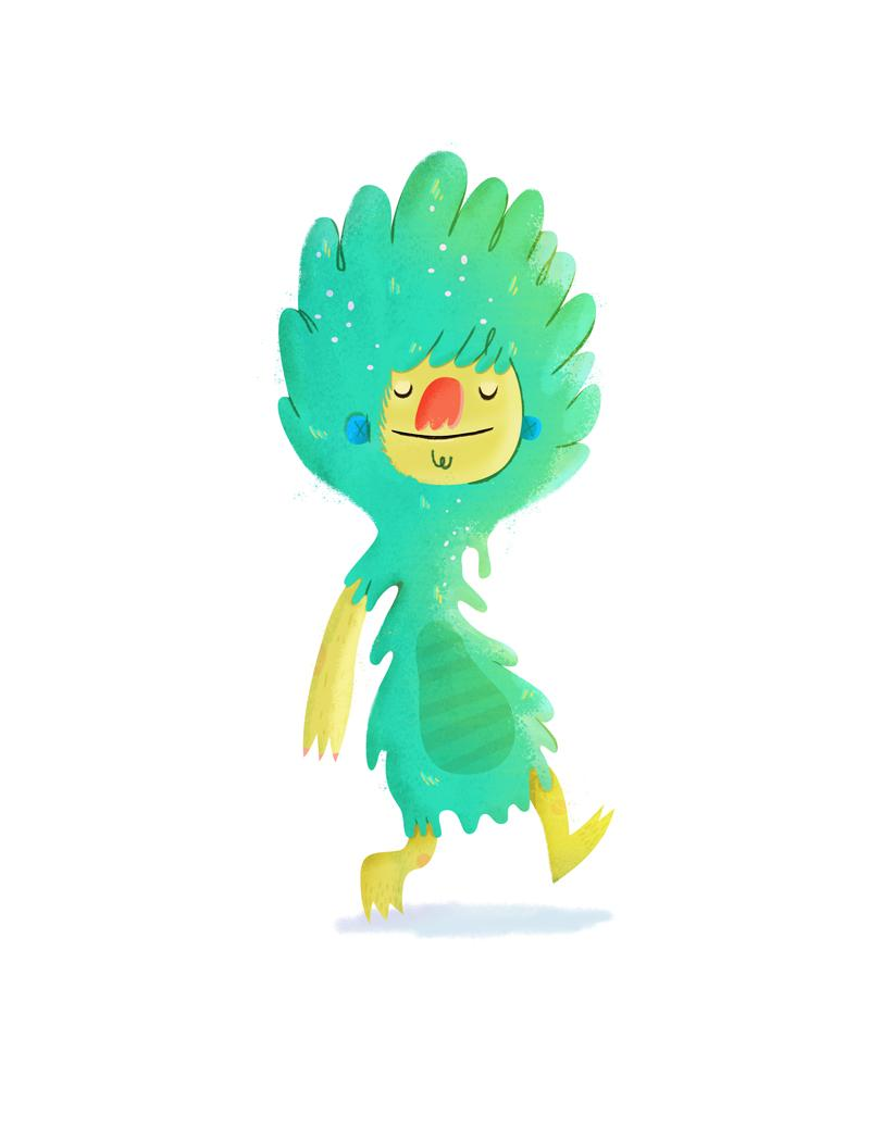 Character design project - image 7 - student project