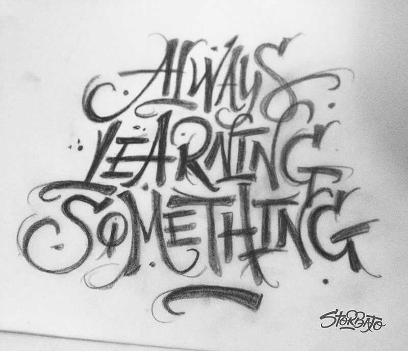 Always Learning Something - image 1 - student project