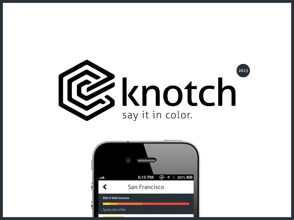 Knotch - The Color Revolution - image 1 - student project