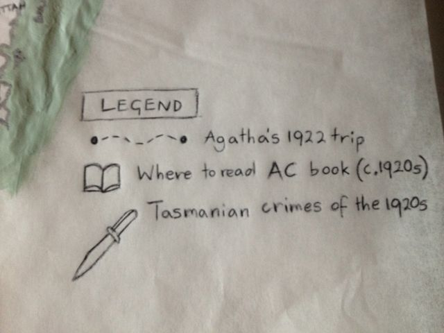 Agatha Christie's Tasmania: from 1922 to 2.0! - image 4 - student project