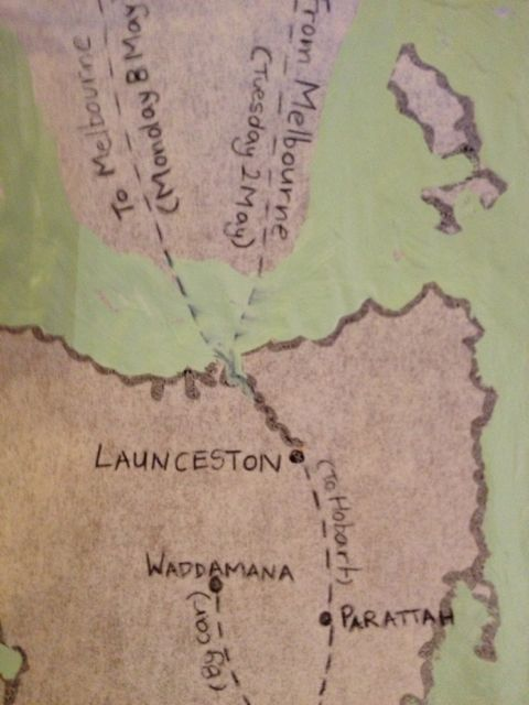 Agatha Christie's Tasmania: from 1922 to 2.0! - image 1 - student project