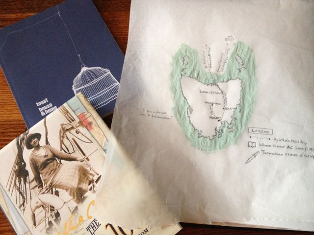 Agatha Christie's Tasmania: from 1922 to 2.0! - image 2 - student project