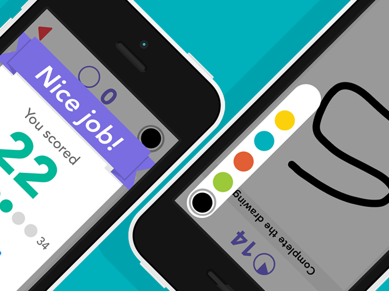 New iPhone Game Concept - image 1 - student project