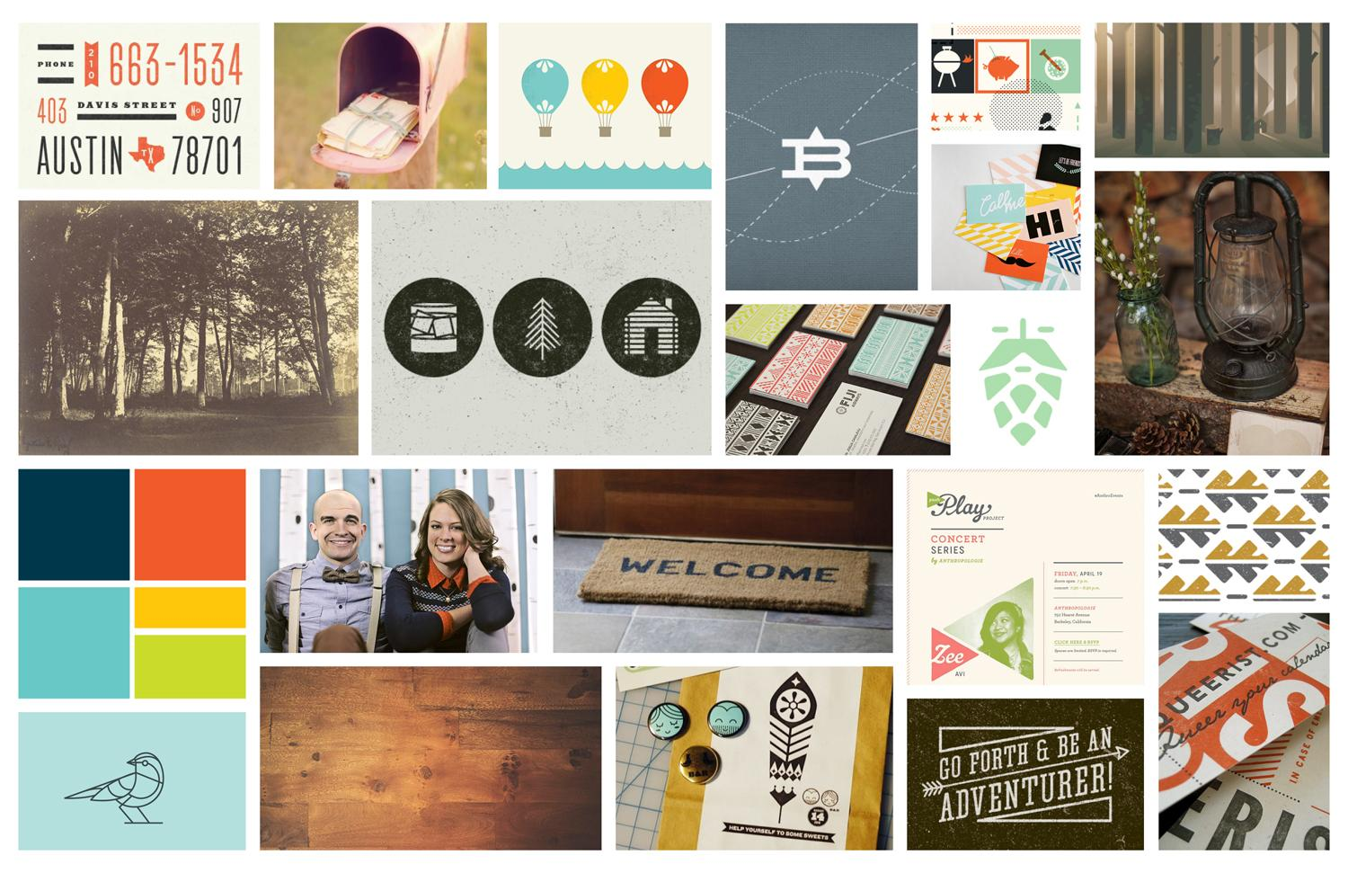 Foxmeadow Creative - Rebrand - image 12 - student project