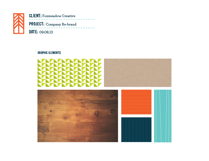 Foxmeadow Creative - Rebrand - image 3 - student project