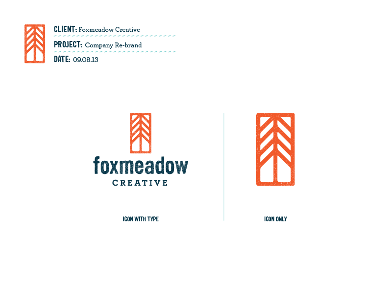 Foxmeadow Creative - Rebrand - image 1 - student project