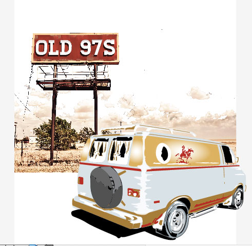 Old 97's - image 7 - student project