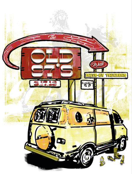 Old 97's - image 1 - student project