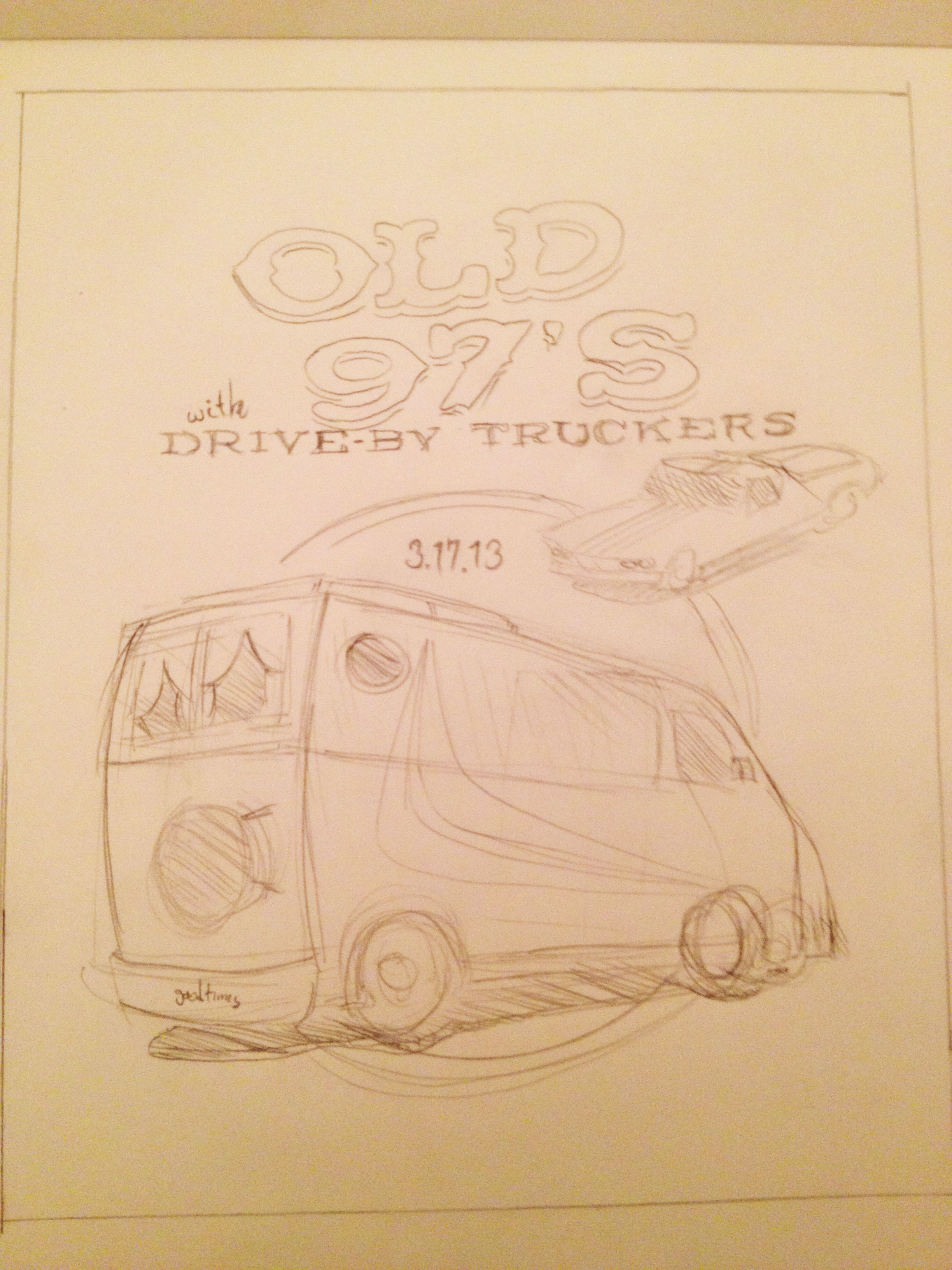 Old 97's - image 15 - student project