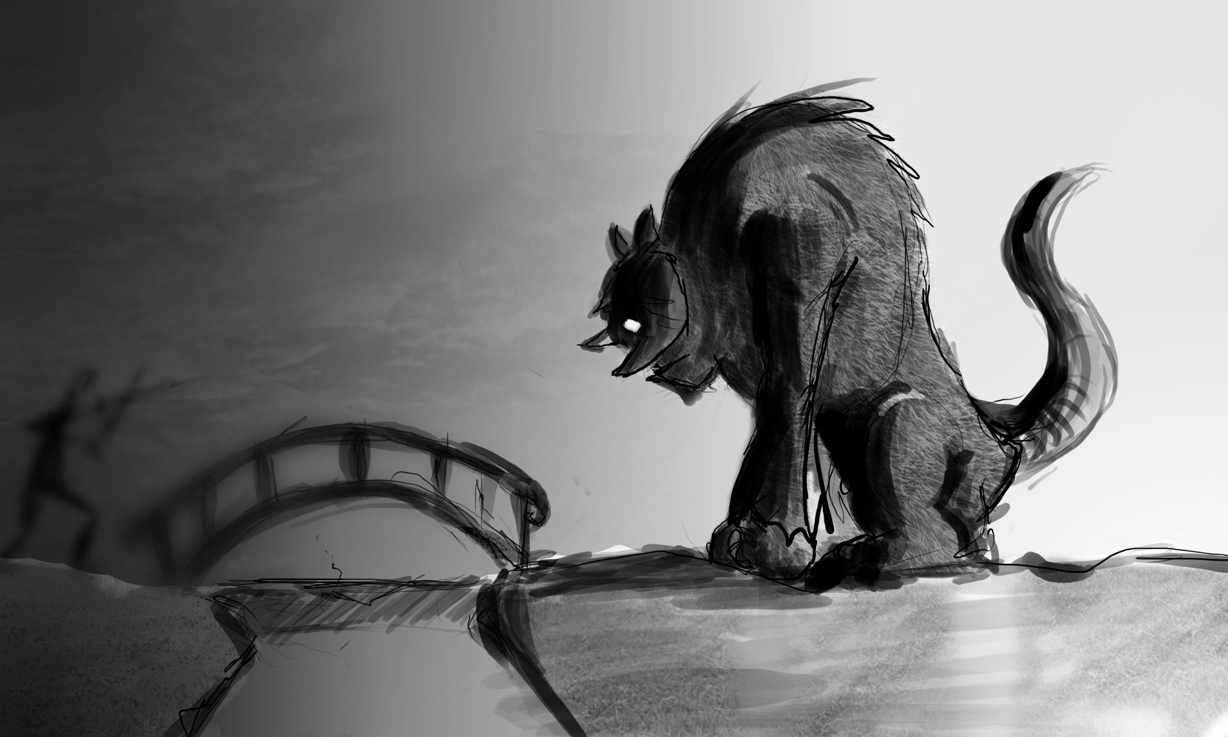 The beast - image 1 - student project