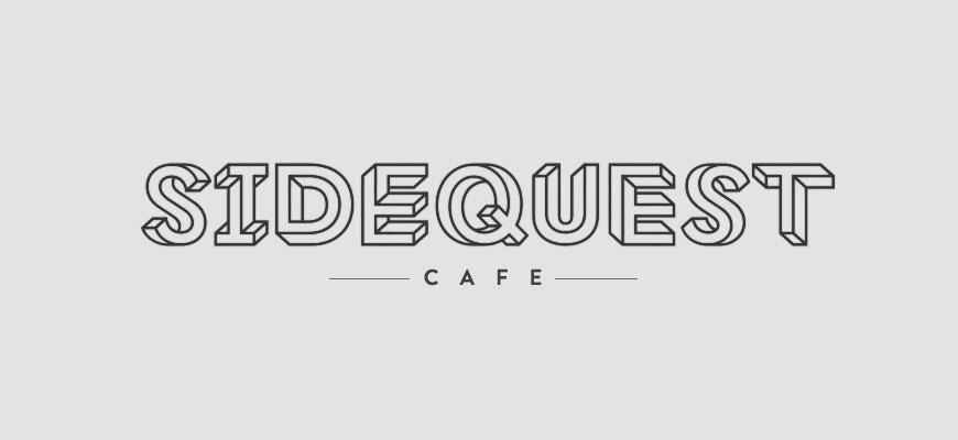 Sidequest Café - image 7 - student project