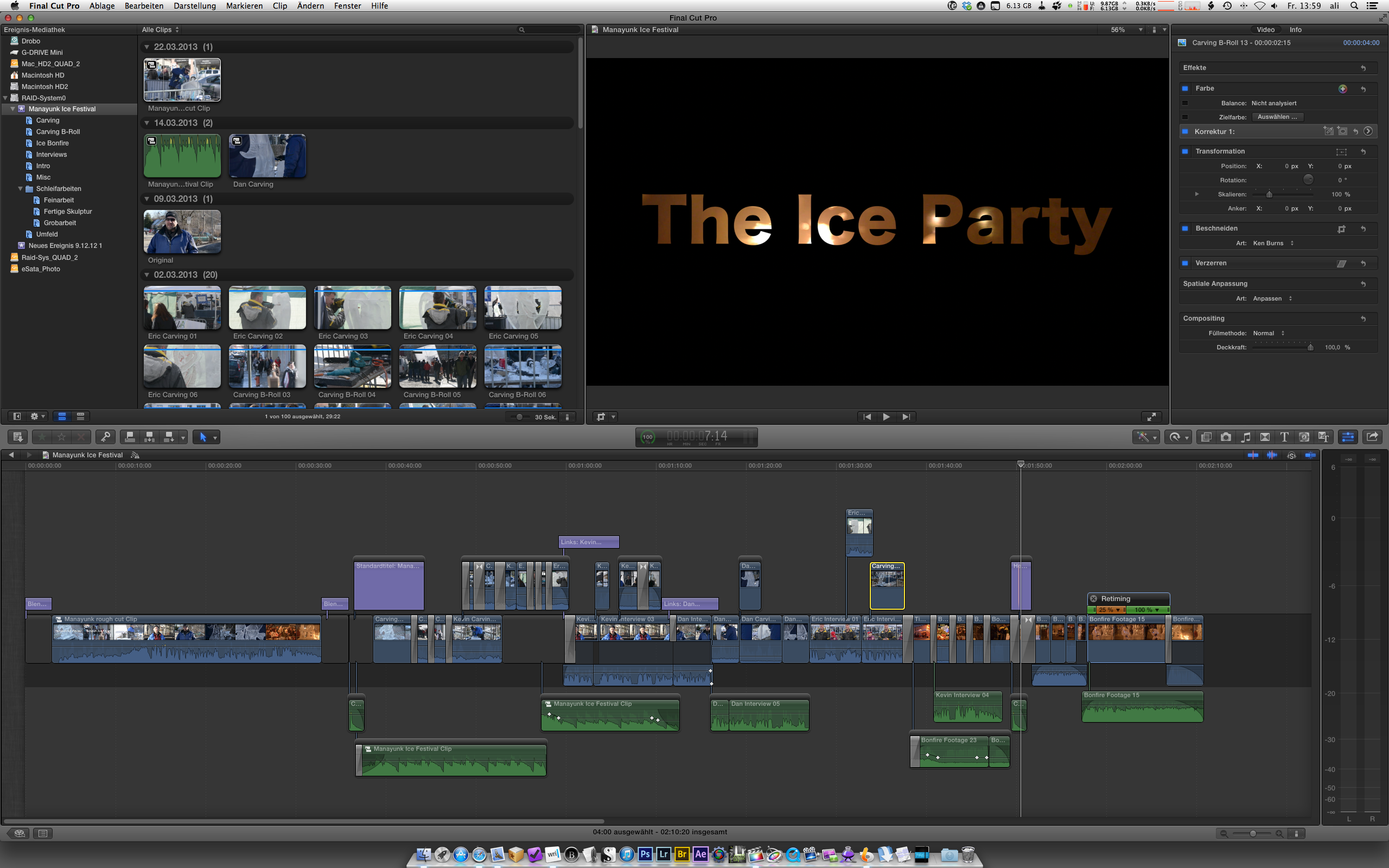Manayunk Ice Festival Final Cut :-) - image 1 - student project