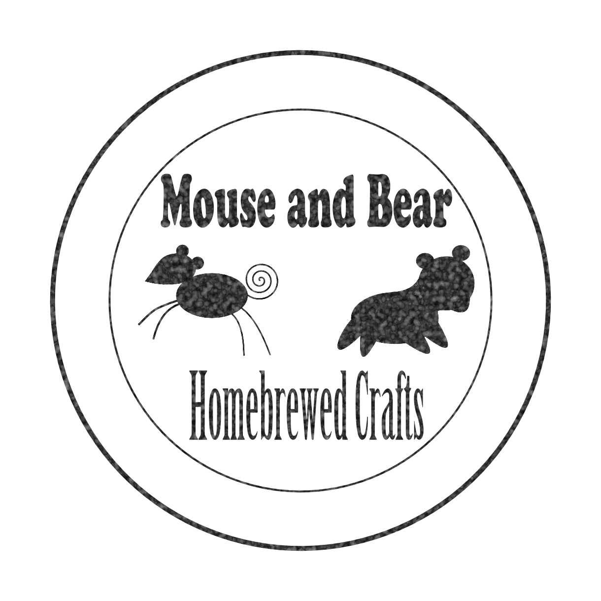 Logos for Mouse and Bear Homebrewed Crafts - image 1 - student project