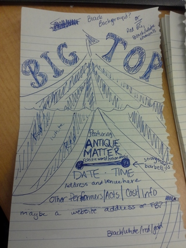 Big Top at the RUBA (updated with concept sketches) - image 3 - student project