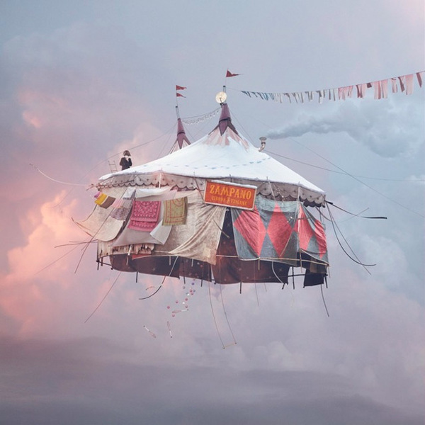 Big Top at the RUBA (updated with concept sketches) - image 8 - student project
