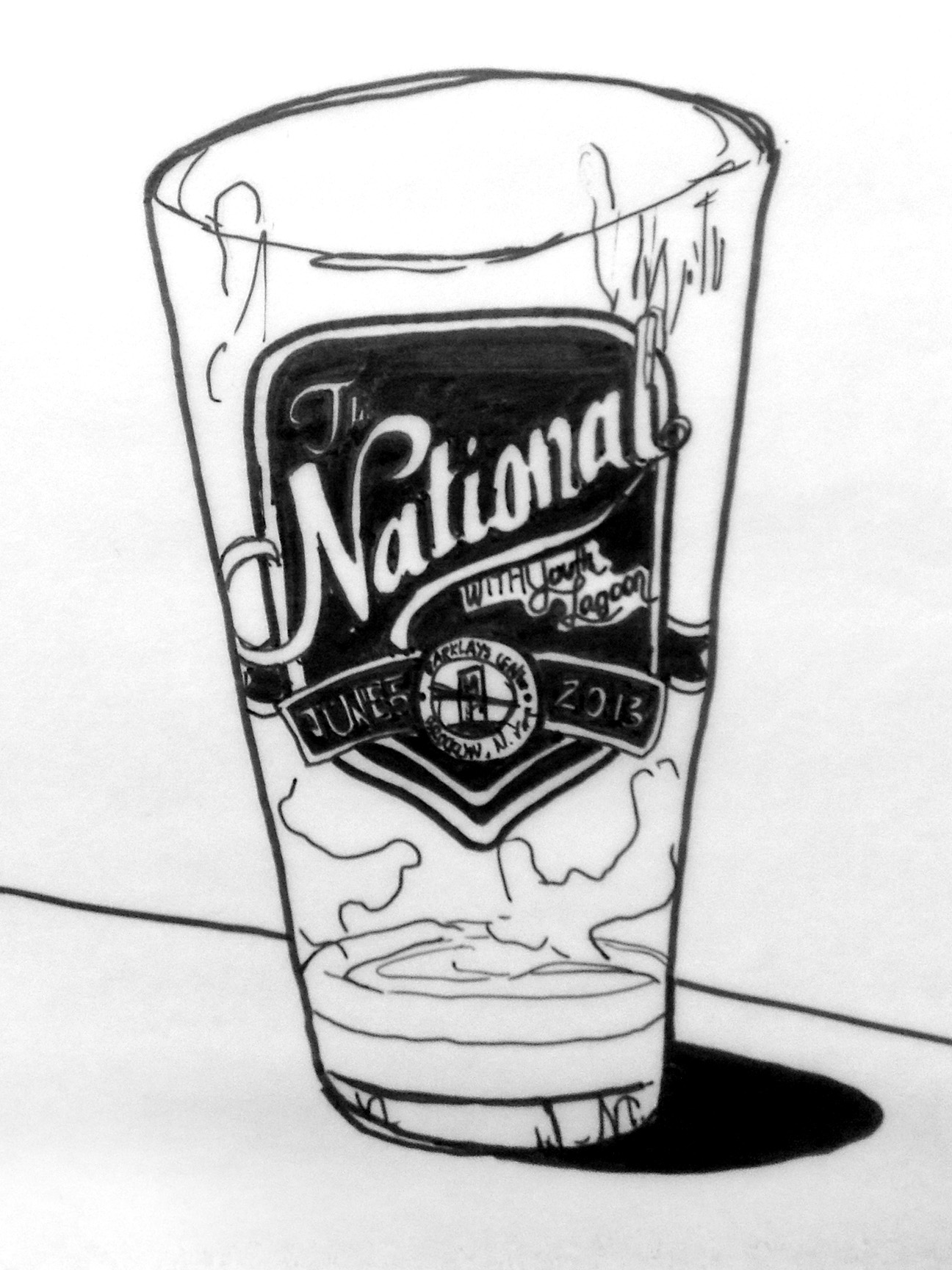 The National : UPDATED 2/23 - image 2 - student project