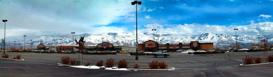 Main St., Bishop, California - image 2 - student project