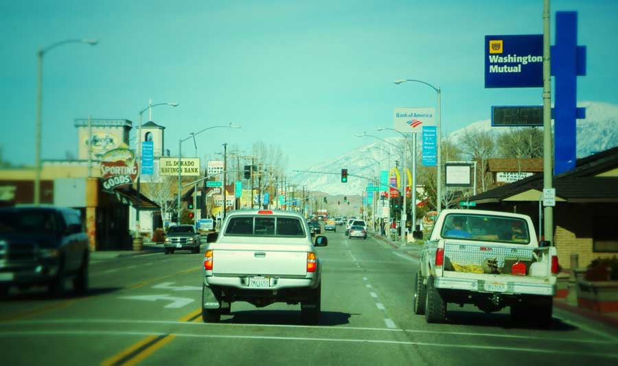 Main St., Bishop, California - image 1 - student project