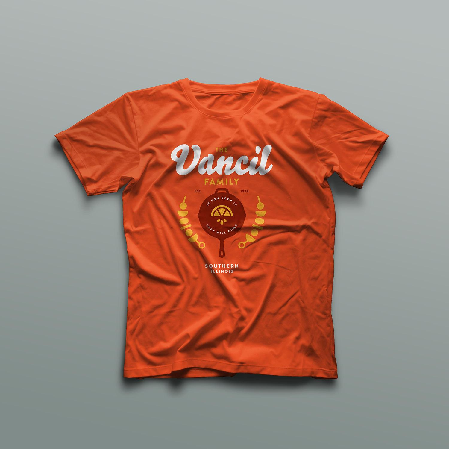 Vancil Family Crest - image 3 - student project