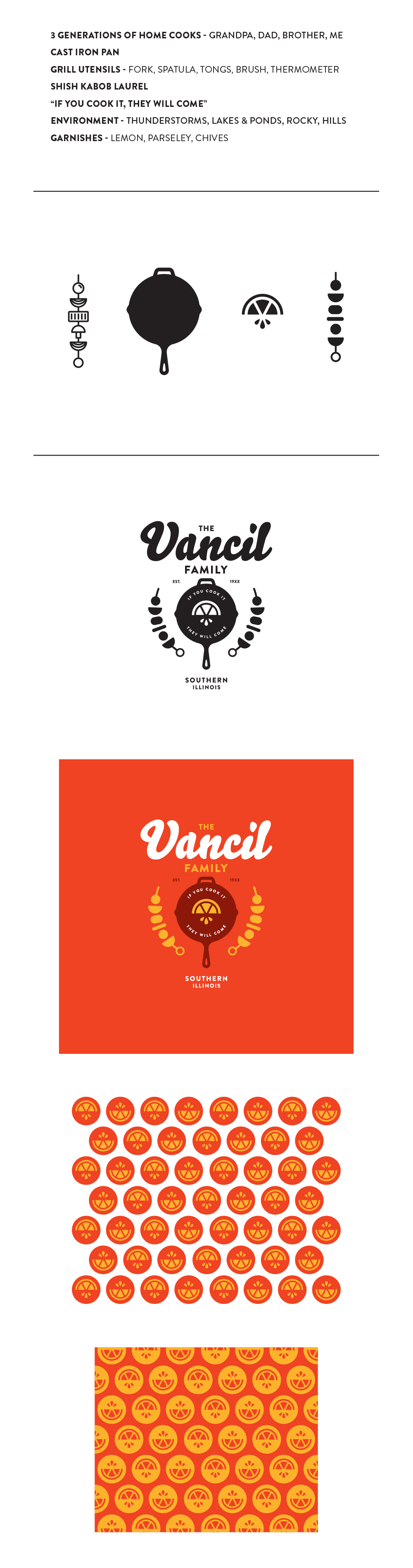 Vancil Family Crest - image 1 - student project