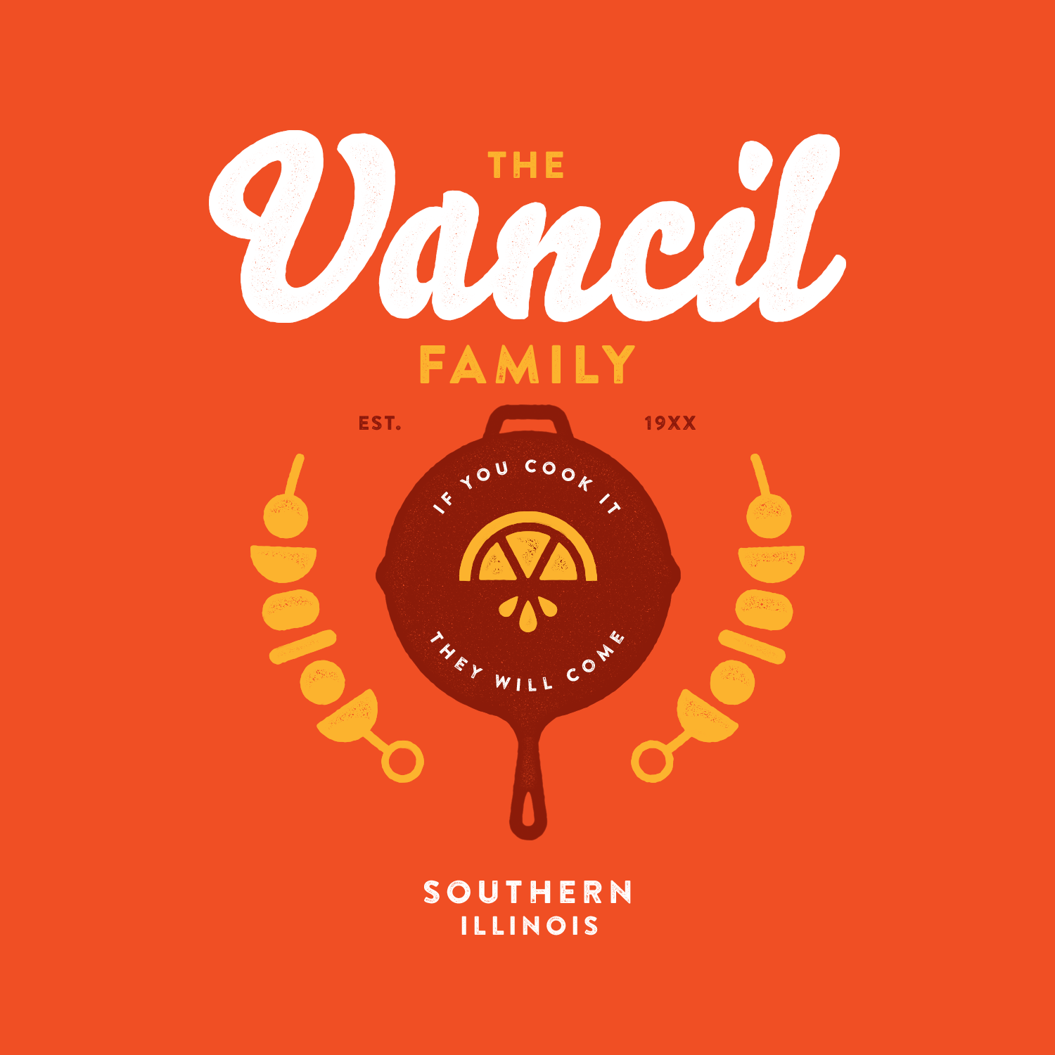 Vancil Family Crest - image 2 - student project