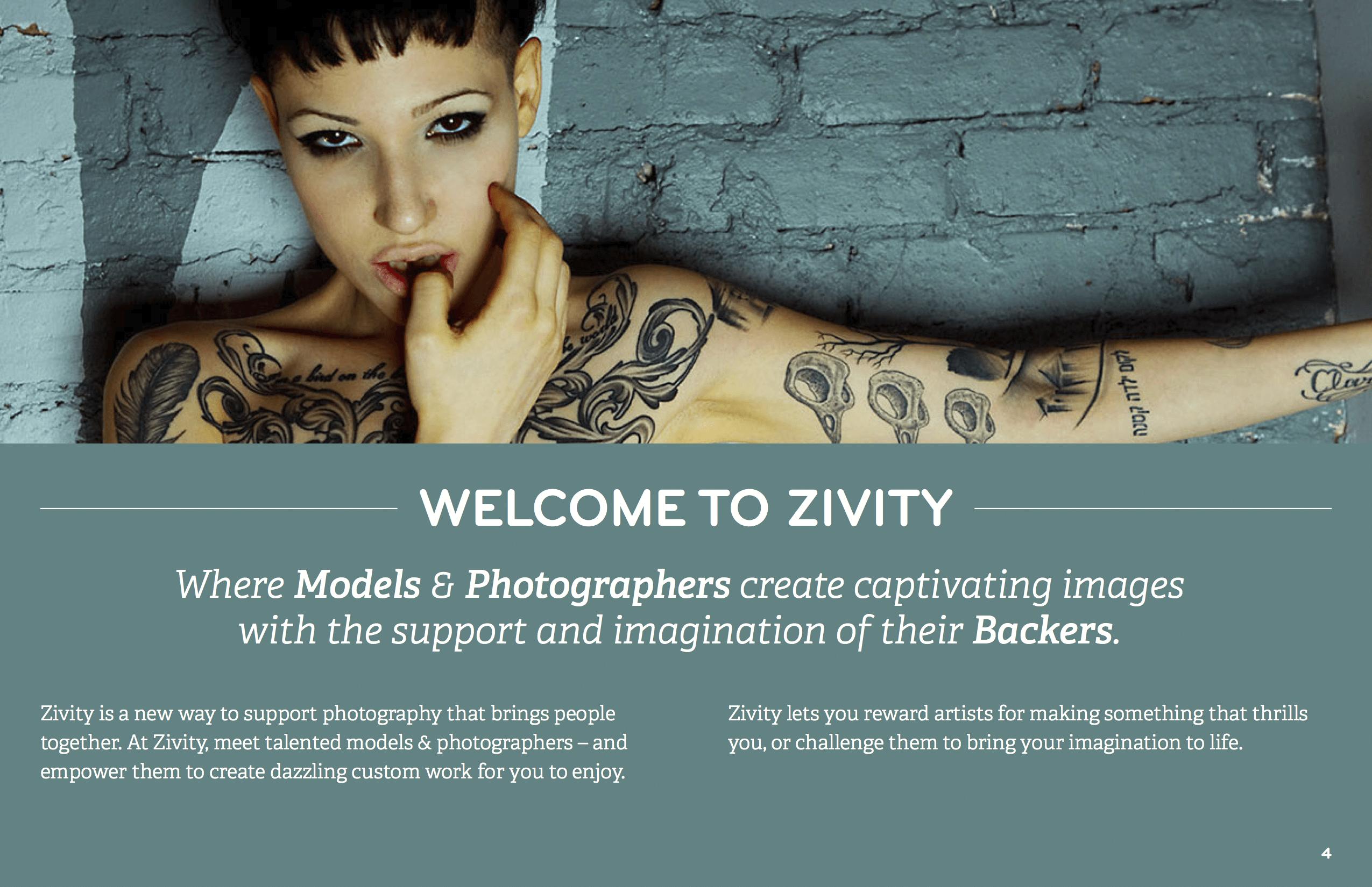 Zivity - image 4 - student project
