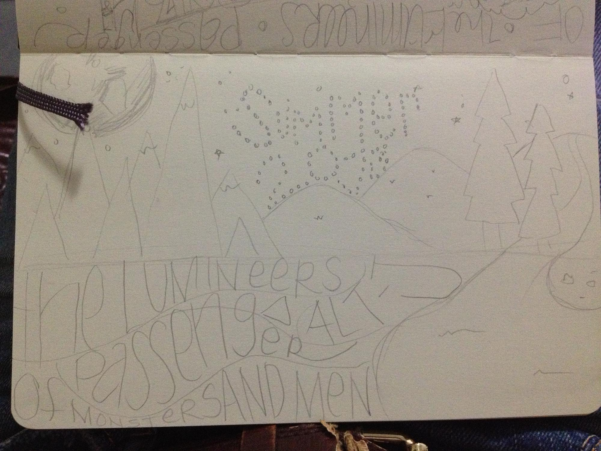 Alt J, Of Monsters and Men, the Lumineers, and Passenger - image 14 - student project