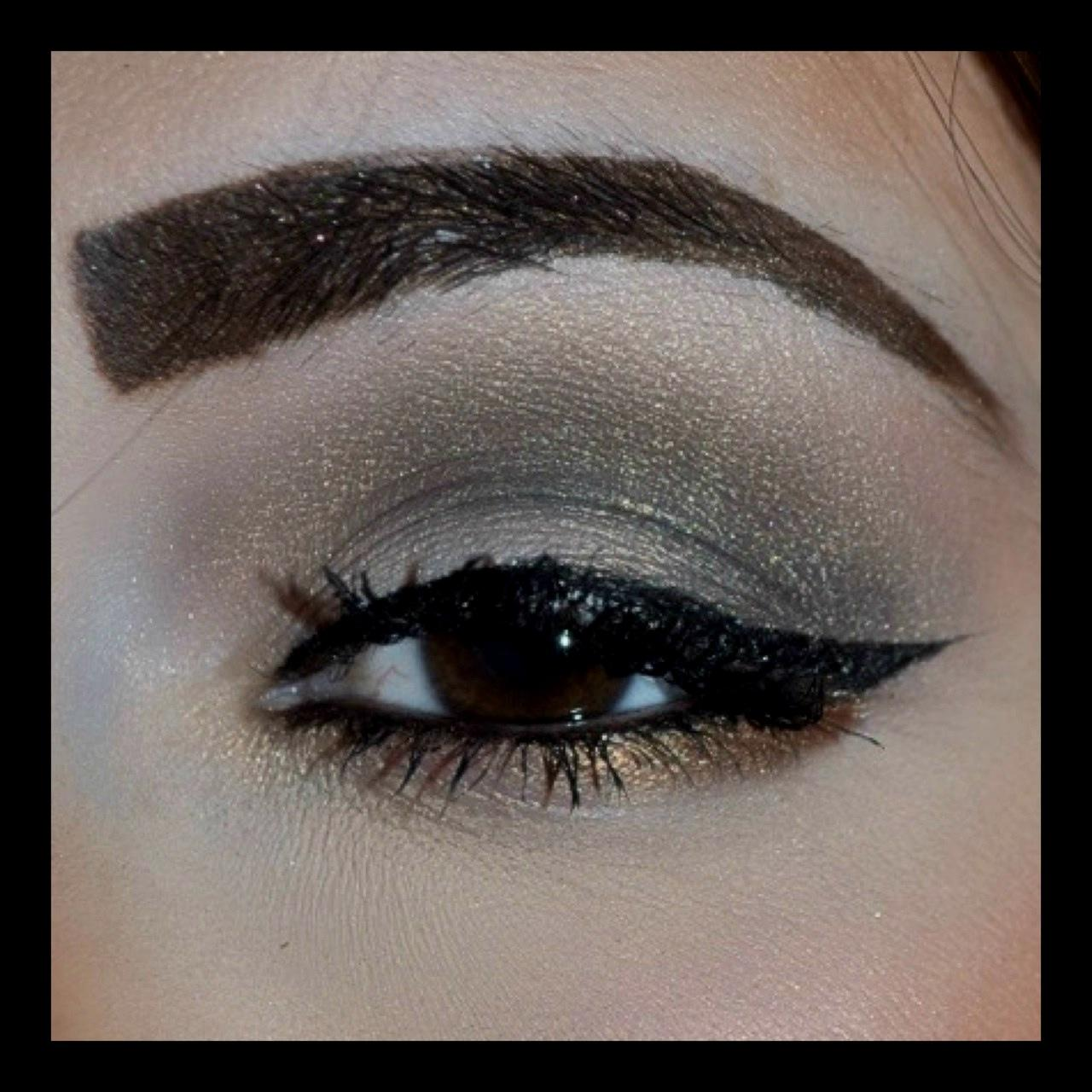 Sultry Night Time Look--Purple Smokey Eye! - image 2 - student project