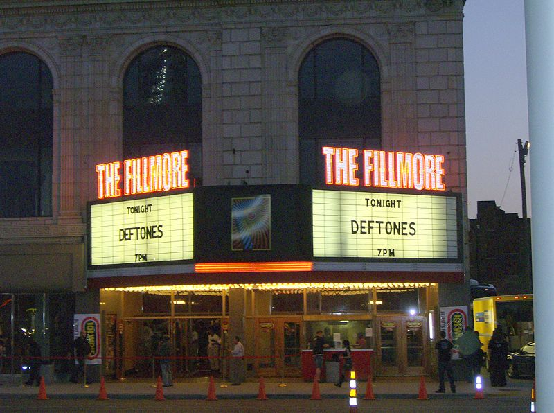 Subtle Live from The Fillmore - image 6 - student project
