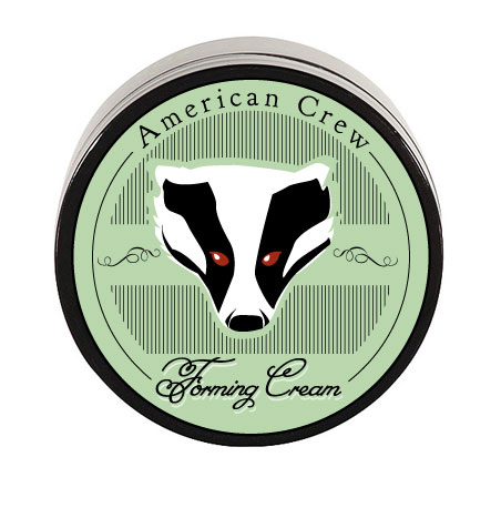 Crew - Forming Cream, label redesign - image 2 - student project
