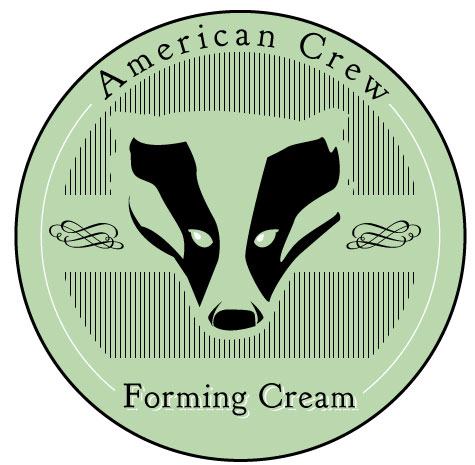 Crew - Forming Cream, label redesign - image 1 - student project