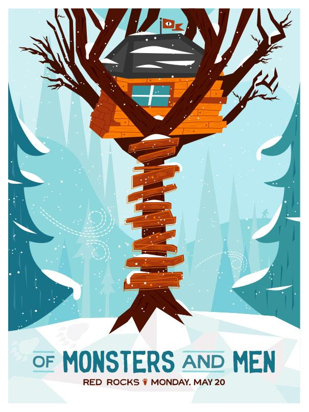 Of Monsters and Men - image 1 - student project