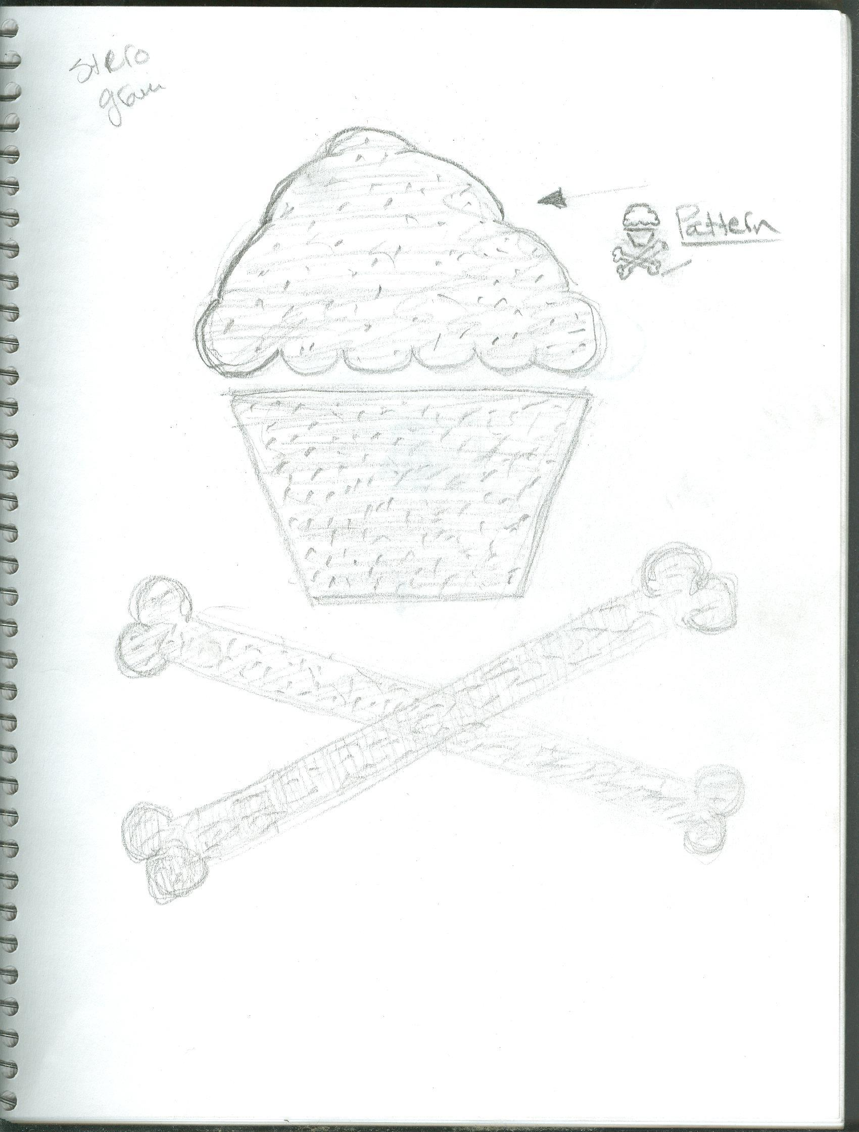 Justin McLaughlin's take on Johnny Cupcakes. - image 7 - student project