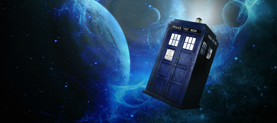 Doctor Who vs. Scissor Sisters - image 1 - student project