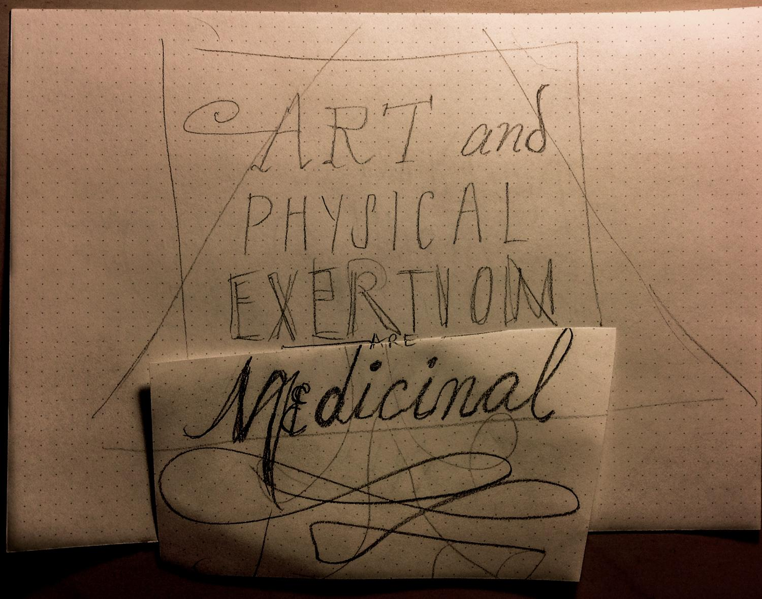 Art and Exertion  - image 1 - student project