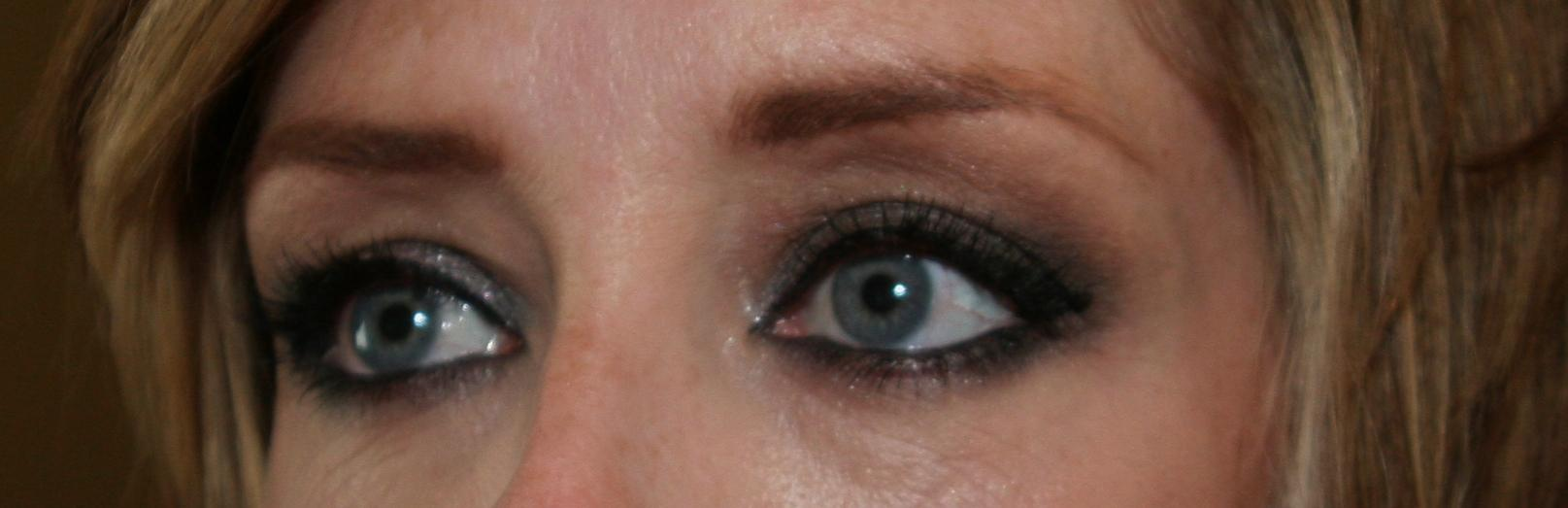 Daytime eye to Sultry Nighttime Eyes! - image 3 - student project