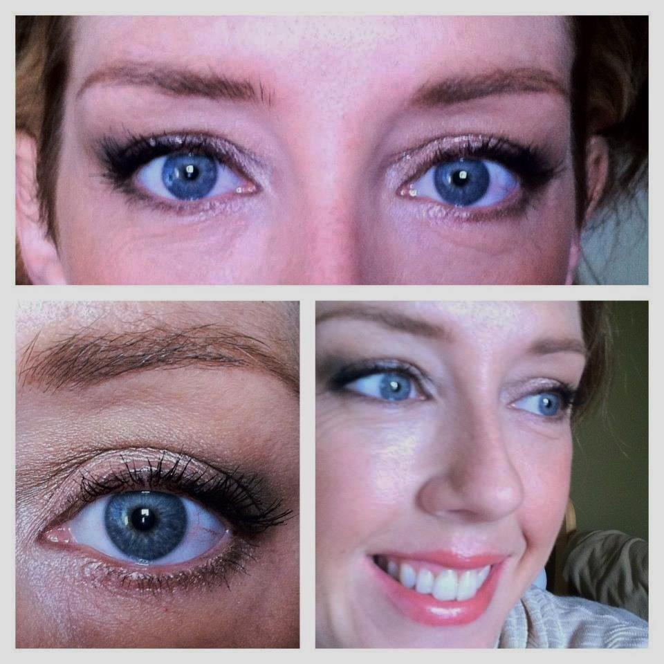 Daytime eye to Sultry Nighttime Eyes! - image 1 - student project
