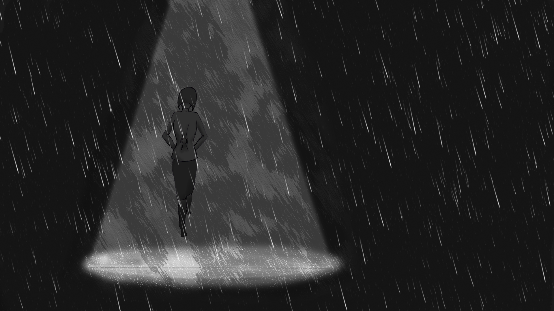 In the Rain - image 12 - student project
