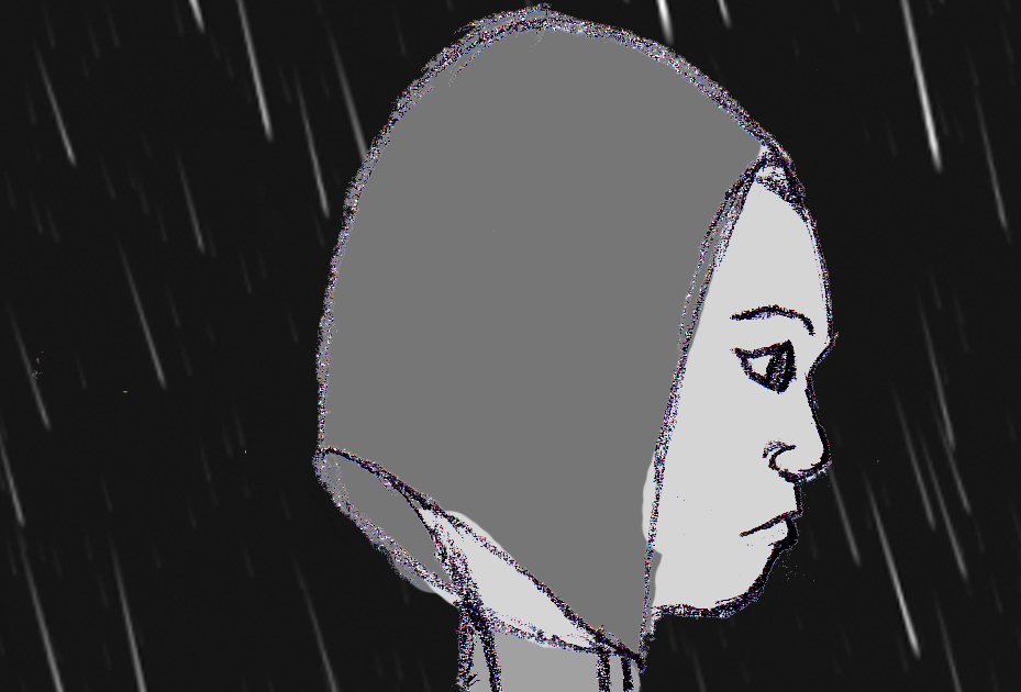 In the Rain - image 7 - student project