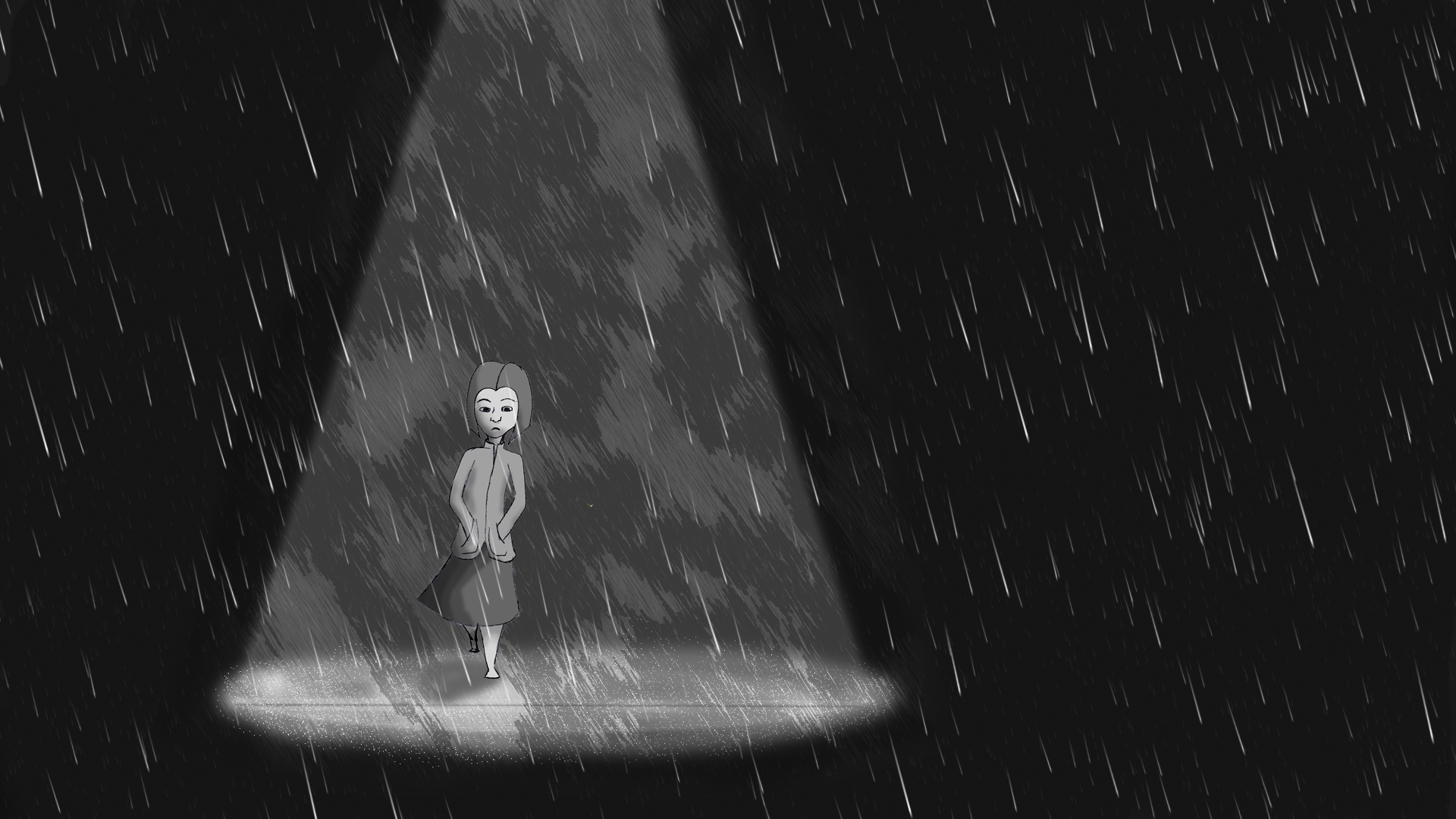 In the Rain - image 2 - student project