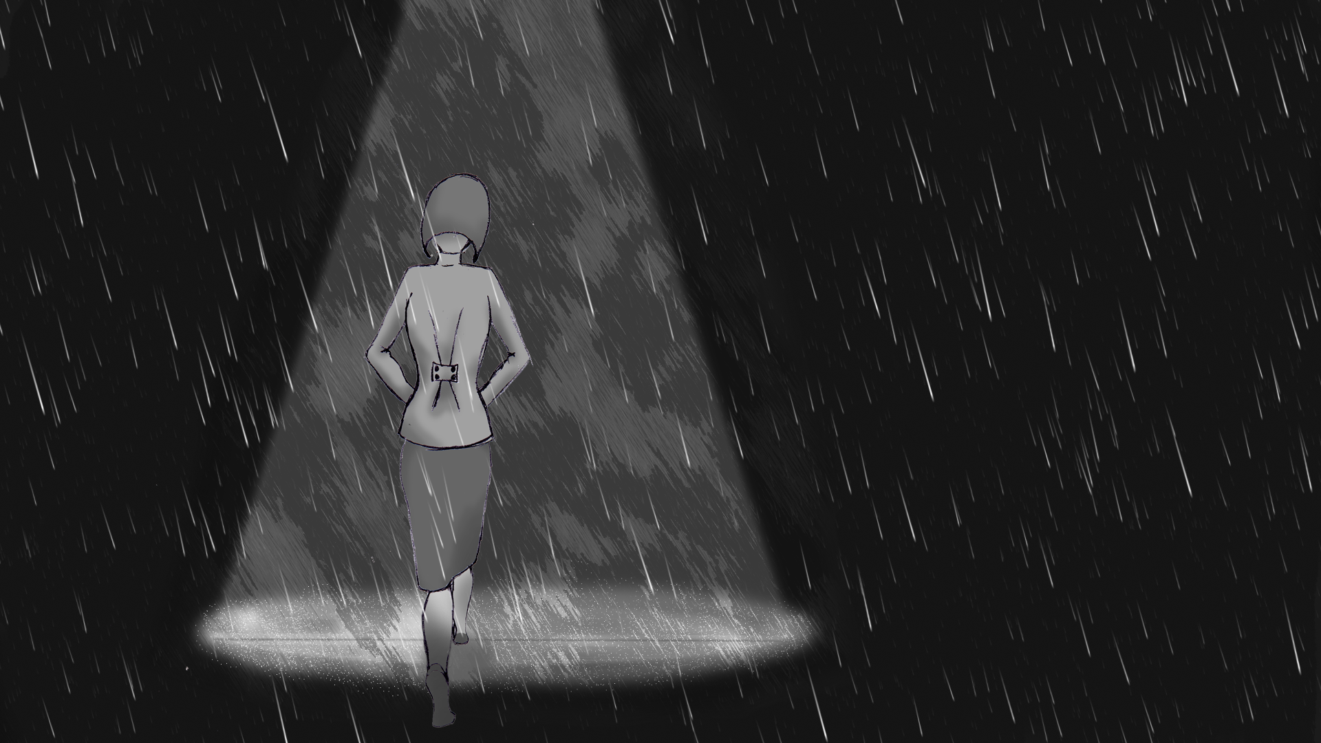 In the Rain - image 10 - student project