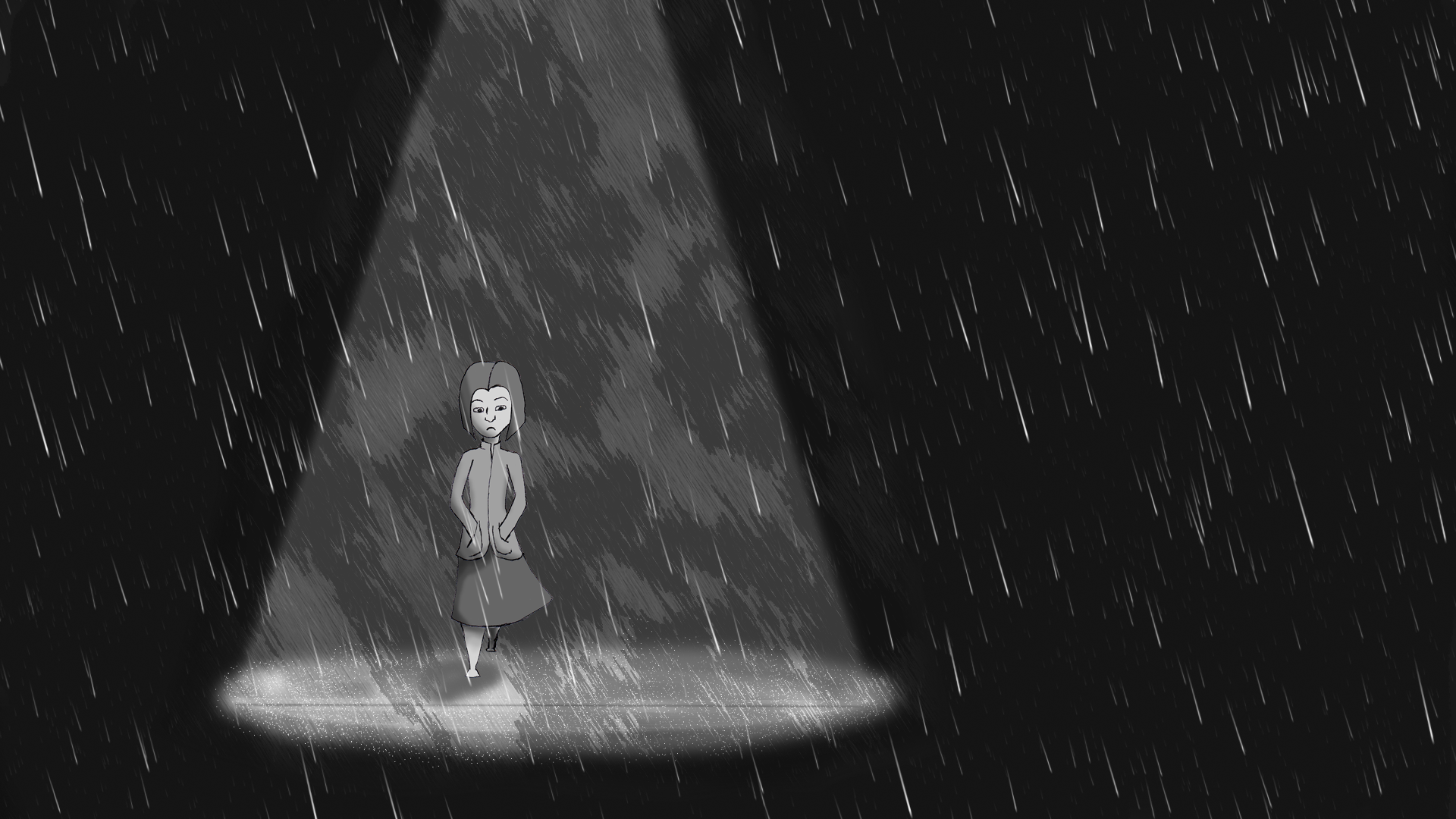In the Rain - image 1 - student project