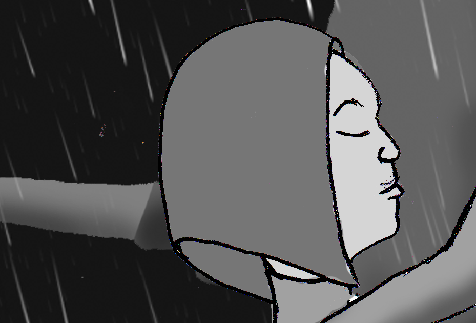 In the Rain - image 6 - student project
