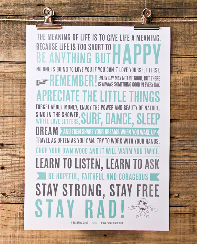 Parafina / Stay Rad. - image 7 - student project