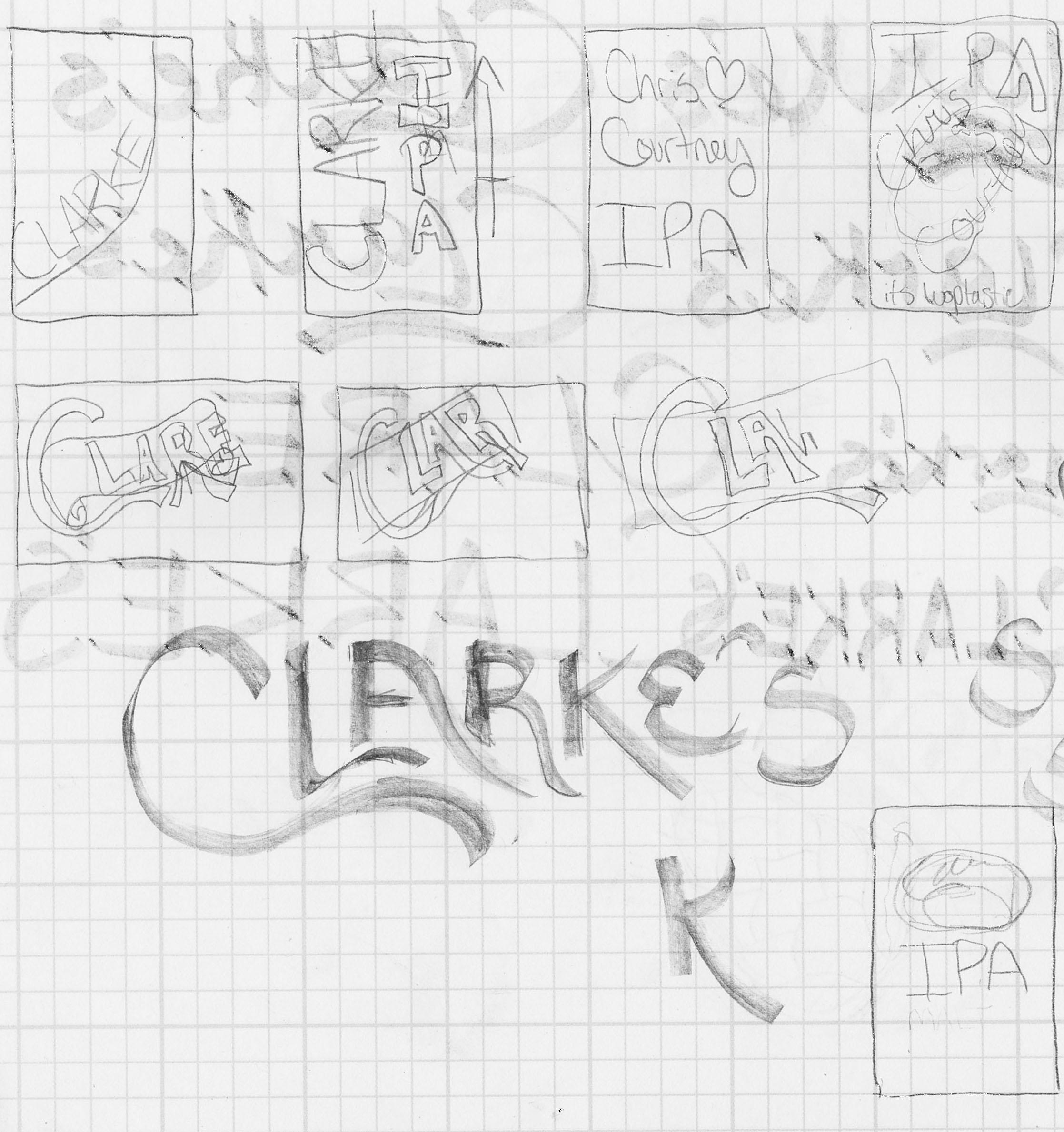 Clarke's Beer - image 2 - student project