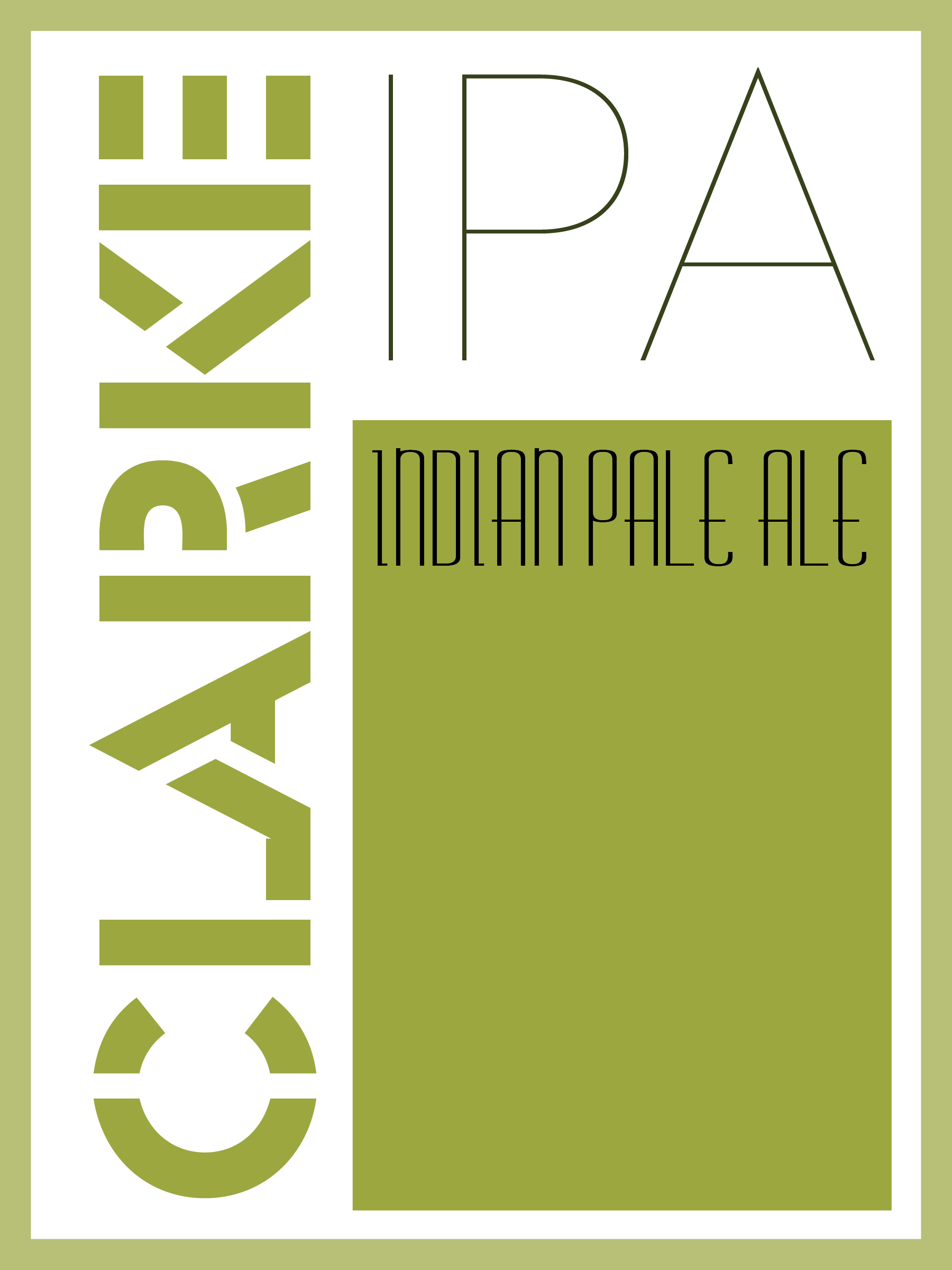 Clarke's Beer - image 1 - student project